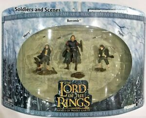 AOME 'Attack At Amon-hen' 3 Pack, Armies Of Middle Earth, Unopened - LOTR