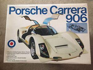 Vintage Entex 1/16 Porsche Carrera 906