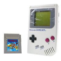 Gameboy Nintendo Game Boy Classic + Mario Land 1 TOP ZUSTAND