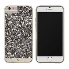 Case-Mate Brilliance Collection Crystal Champagne Stylish Case for iPhone 6 Plus