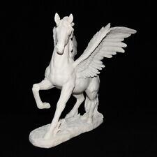 Pegasus Pferd Mythologie Poseidon Medusa griechisch Skulptur Statue Figur IM50