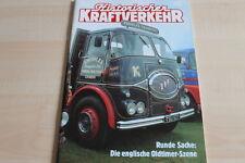107801) Nacke LKW Geschichte - VW Käfer Lieferwagen - Historischer Kraftverkehr