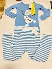 Baby Gap Boys Olaf Pajama Set Size: 2 Year Old  Long Sleeves