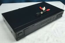 Sony FM / AM Stereo Tuner Model ST-JX380