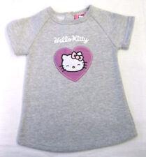 Chemises, débardeurs et t-shirts gris pour fille de 0 à 24 mois