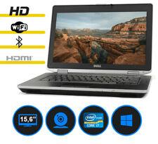 """Dell e6430 14'' i7-3gen. 14"""" HD Cam, DVD windows 10"""