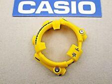 Genuine Casio G-Shock Frogman GF-8250 yellow resin watch bezel case cover