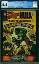 Tales to Astonish #75 CGC 6.5 -- 1966 -- Watcher. Hulk. Sub-Mariner #2004932013