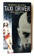 Taxi Driver (1999 VHS Playtested Jodie Foster Robert De Niro Harvey Keitel)