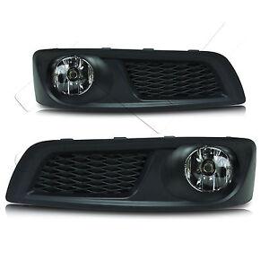 10-12 Subaru Legacy Fog Lamps Lights w/Wiring Kit - Clear