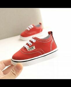 Toddler VNS Shoes Size 4