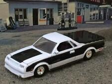 1986 86 Chevrolet El Camino V-8 SS Super Sport 1/64 Scale Limited Edition A60