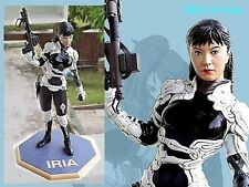 "11""IRIA ZEIRAM FIGHTING SUIT VINYL MODEL KIT 1/6"
