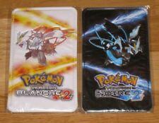 Pokemon White 2 + Black 2 Pouch Case 3DS Nintendo Pre Order Bonus Sleeve Set