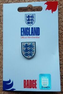 England FA Football Badge (Official Merchandise) - FREE POSTAGE!