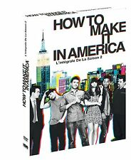 26071/HOW TO MAKE IT IN AMERICA SAISON 2 COFFRET NEUF SOUS BLISTER