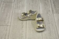 Falcotto by Naturino Kids' 1625 Sandals - Toddler Girl's Size 5.5 - Platino