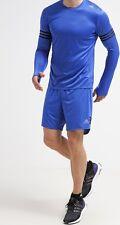 Mens Adidas Originals Performance Response Tee T Shirt Long Sleeve Running Gym
