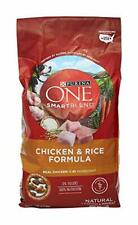 Purina ONE Dry Dog Food SmartBlend Chicken and Rice Formula 8 Lb Bag