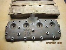 1937-38 FORD FLAT HEAD V8 CYLINDER HEAD NOS