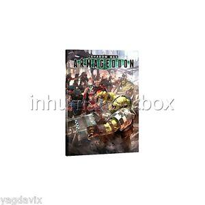 SWA02 LIBRO DELLE REGOLE SHADOW WAR ARMAGEDDON ITALIANO WARHAMMER 40000 BITZ
