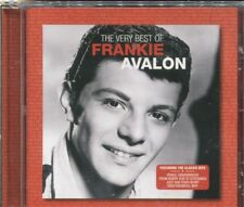 THE VERY BEST OF FRANKIE AVALON - CD