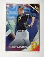2017 Bowman Platinum Base #36 Jameson Taillon - Pittsburgh Pirates