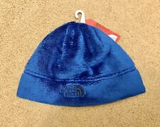 The North Face Baby XS Youth Blue Fleece Beanie Hat