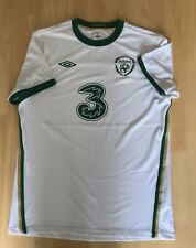 Mens Umbro Republic of Ireland Home football shirt