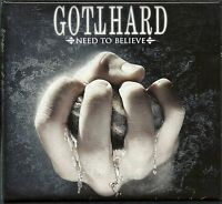 (CD) Gotthard - Need To Believe (Limited Edition Box)