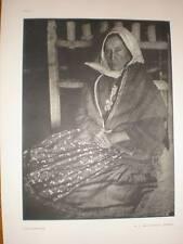 Vieja devota J Ortiz Echague fotografía 1931