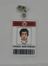 Chuck TV Series ID Badge-Nerd Herd Chuck Bartowski costume prop cosplay