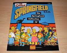 Sammelbilder Aufkleber Panini Leeralbum Die Simpsons The Sprinfield Collection 4