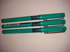 Pilot Hi-Tecpoint V5 0.5mm roller pen (3 green pens)