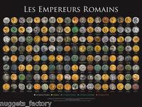 poster des Empereurs Romains  version Francaise