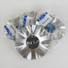 Hyundai Genesis 18inch Wing Center Cap Set for V8 5.0 SEDAN 2008-2012 (14 Spoke)