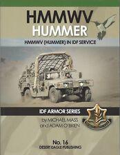 Desert Eagle Publishing No. 16 HMMWV HUmmer in IDF Service