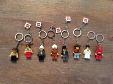 Lego Keychains Johnny Thunder Lot