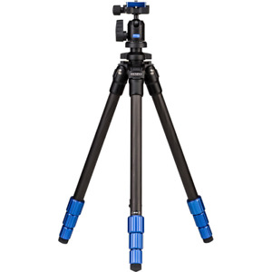 Benro Slim Carbon-Fibre Tripod with Ball Head - TSL08CN00