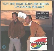 CD - The Righteous Brothers - Unchained Melody  - UPC 042284724821