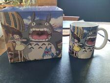 Vintage My Neighbor Totoro Coffee Tea Mug Cup Studio Ghibli 12oz 1988