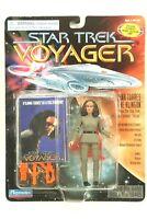 "NEW *Sealed* STAR TREK Voyager Playmates 5"" Figure B'ELANNA as Klingon Orange"