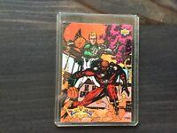 Michael Jordan 1993 Upper Deck Fanimation Birdman & Agent 23 Card #510 Cool Card