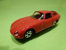 VEREM 148 ALFA ROMEO GIULIA TZ - RED 1:43 - GOOD CONDITION