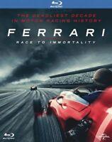 Ferrari - Raza A Inmortalidad Blu-Ray Nuevo Blu-Ray (8313552)