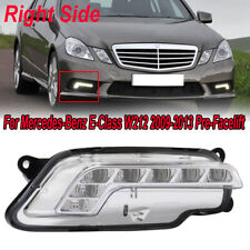 For Mercedes-Benz W212 E300 E350 E500 E550 Right LED Daytime Running Light 09-13