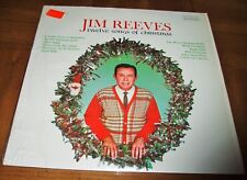 JIM REEVES 1976 LP - TWELVE SONGS OF CHRISTMAS - RCA ANL1-1927 - STEREO