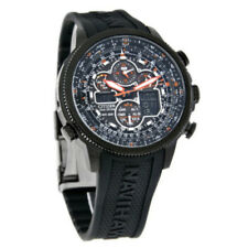 New Citizen Men's Navihawk A-T Radio controlled Eco-Drive Watch JY8035-04E