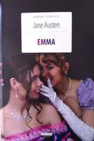 Emma Jane Austen Crescere Edizioni LIBRO Nuovo Versione Integrale