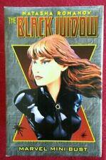 Bowen Designs BLACK WIDOW Bust/Statue 2001 Marvel Daredevil, Mint NEW!